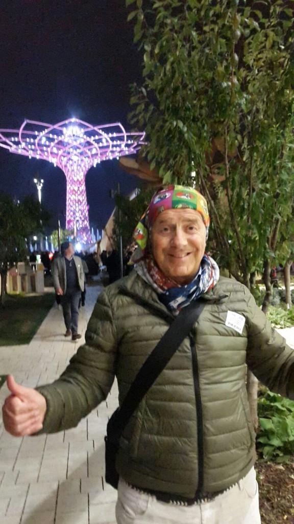 RICCARDO DAL EXPO 2015, #dahuontheworld